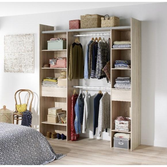 am nager un dressing pas cher une hirondelle dans les. Black Bedroom Furniture Sets. Home Design Ideas