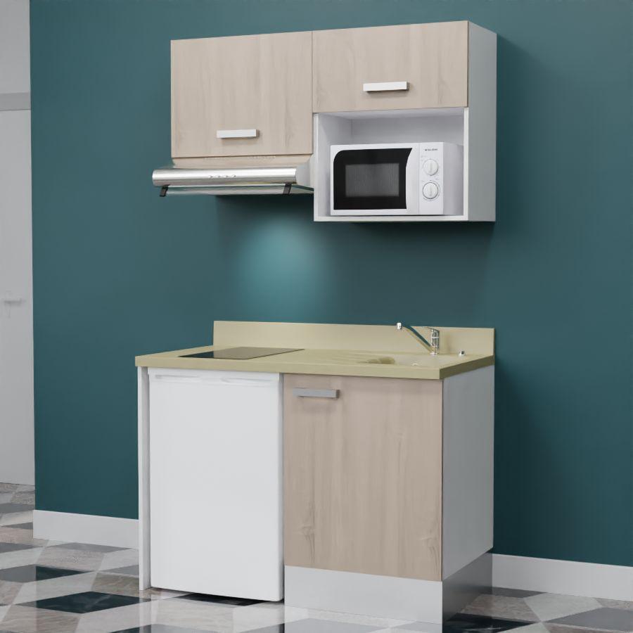 kitchenette k02 120 cm