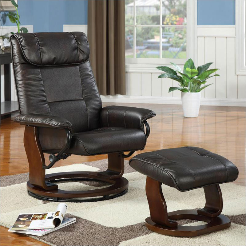 Leather Swivel Chairs Living Room