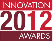innovation awards badge 2012