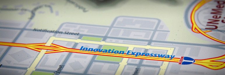 UNeMed Map Innovation Expressway