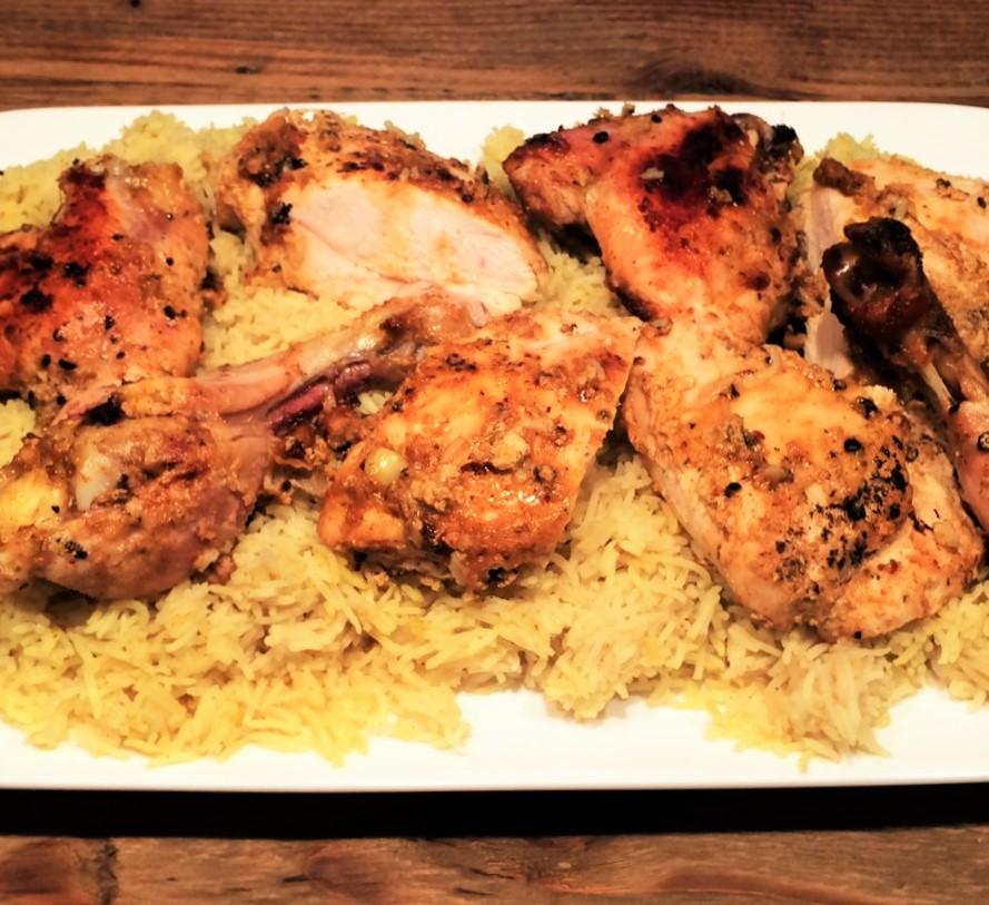 Mon poulet tikka blogs de cuisine for Blog cuisine minceur