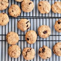Mes bons biscuits complètement sans (sans gluten et sans sucre ajouté)