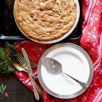 Biscuit géant aux épices et au chocolat à donner (ou à garder!)