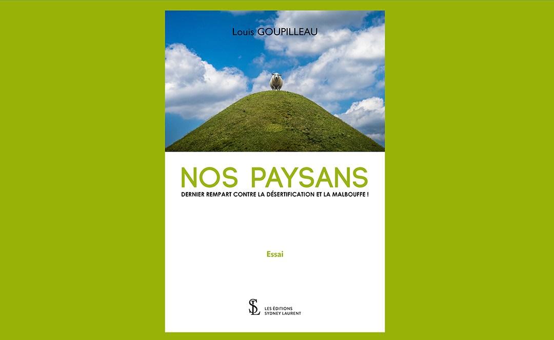Louis Goupilleau, conférence sur «Nos Paysans» samedi 15 juin 2019 à 16h