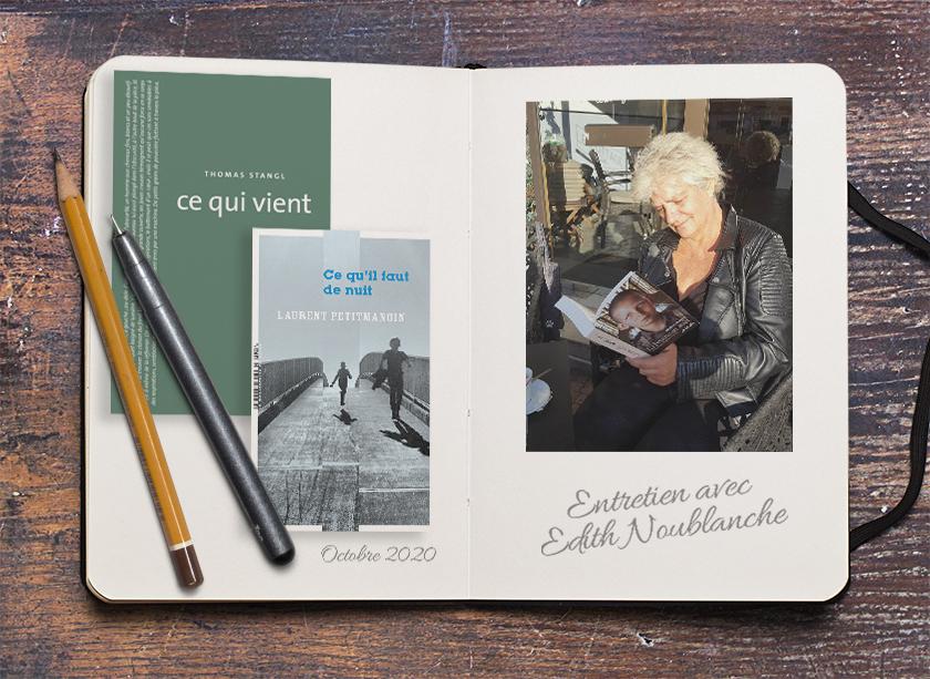 Entretien avec Édith Noublanche, correctrice-relectrice d'édition