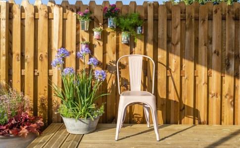 clôture bois leroy merlin