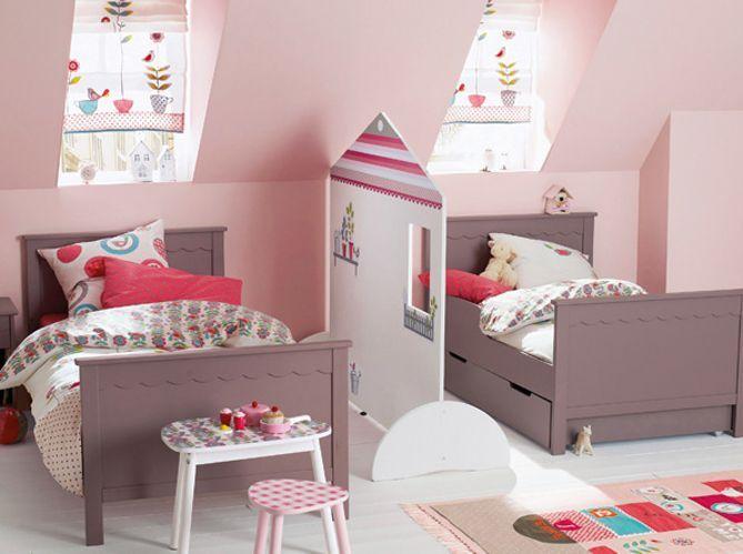 chambre d'enfant castorama