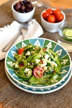Salade-grecque-facile