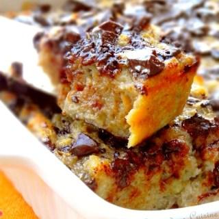 Pudding-banane-et-chocolat