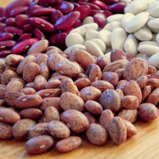 Comment faire cuire rapidement les haricots secs?