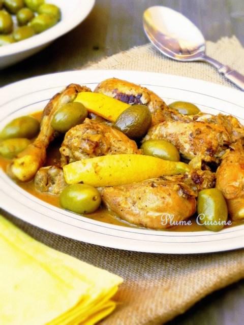 Poulet-à-la-marocaine-au-citron