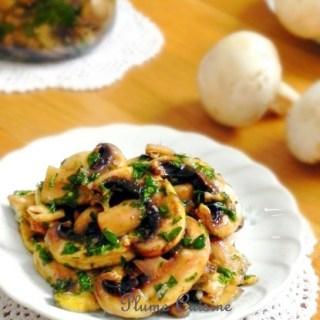 champignons-marinés