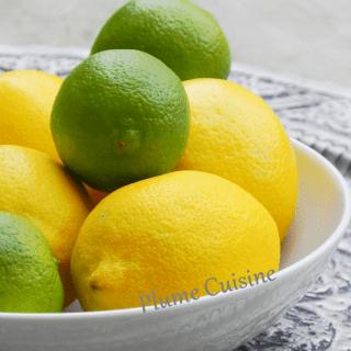 Différences entre Lime et Citron