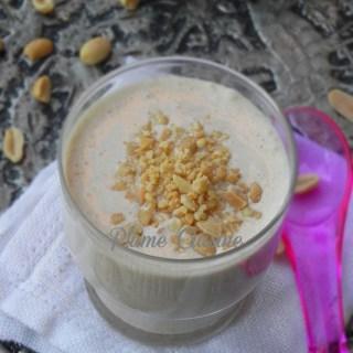 Milkshake-beurre-de-cacahuète