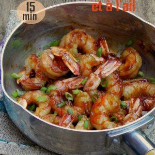 crevettes-miel-et-ail