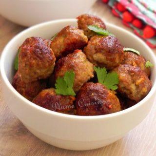 boulettes-viande-au-four