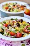 Salade de thon rapide