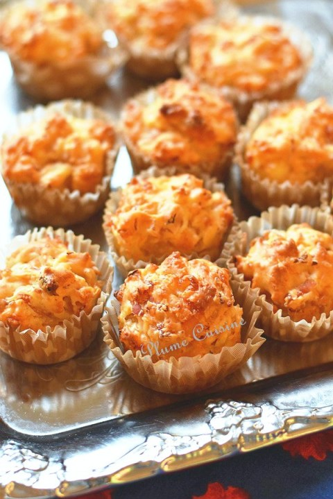 Muffins-jambons-et-fromage-recette