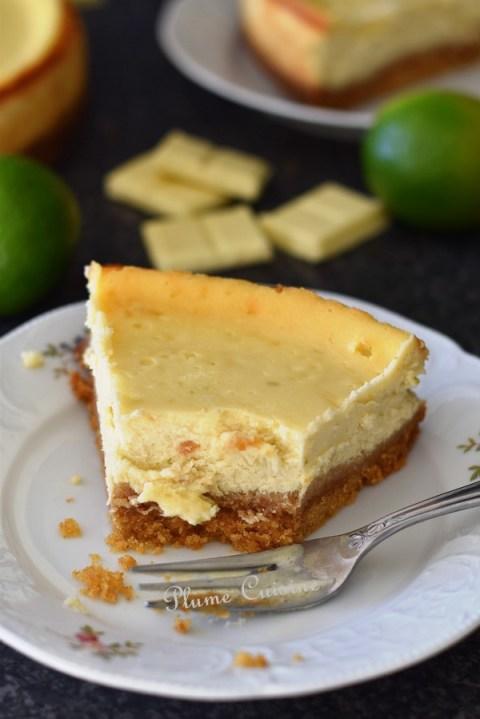 Cheesecake-chocolat-blanc-et-citron-recette