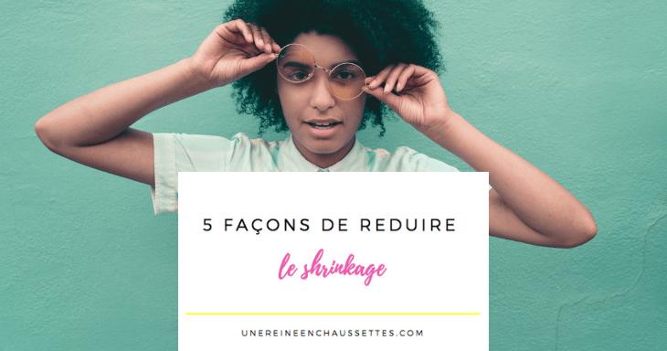 5 façons de réduire le shrinkage