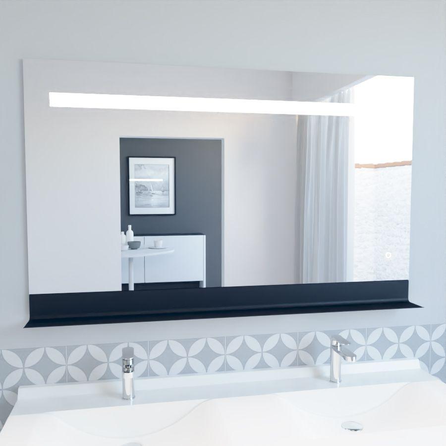 Miroir Retro Eclairant