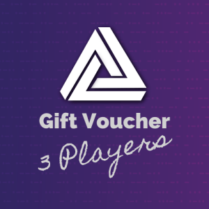 Gift Voucher – 3 Players