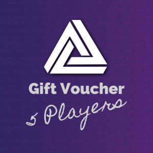Gift Voucher – 5 Players