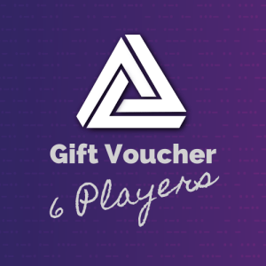 Gift Voucher – 6 Players