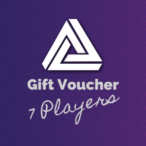 Gift Voucher – 7 Players