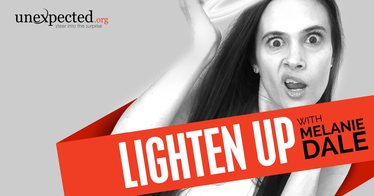 The Lighten Up Guidelines for Laughing at Life
