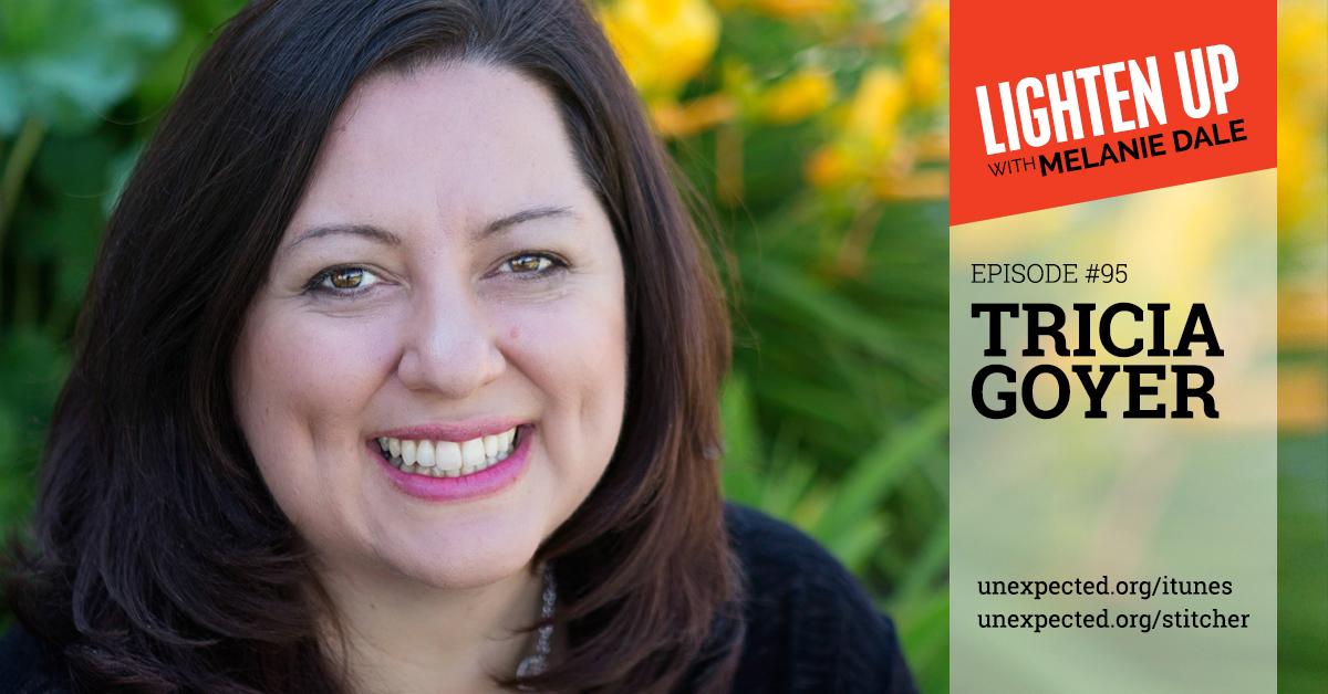 Lighten Up #95: Tricia Goyer