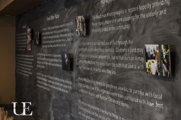 Missions Wall