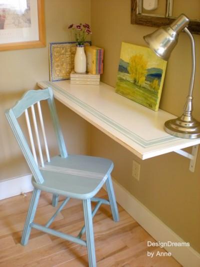 Grain Sack Shelf Desk (1)