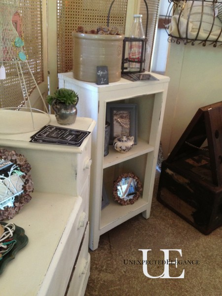 Booth Space for Unexpected Elegance at Barn Sale