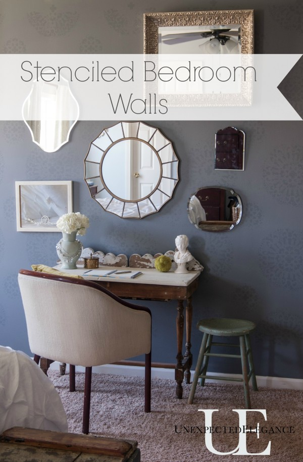 Texture creates interest in a room and can make it more cozy. Check out these 5 ways to add texture to walls!
