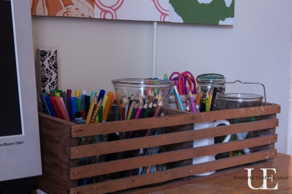 Orgainizing Craft Supplies for Kids (1 of 1)