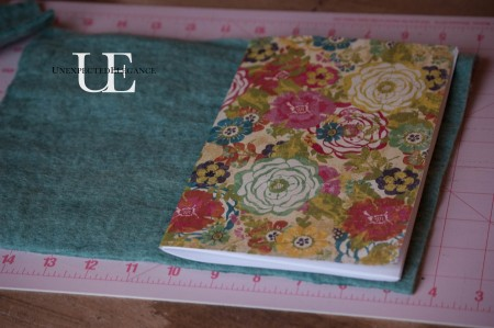 How to make a Felt Journal. Great for gift giving!-1-2