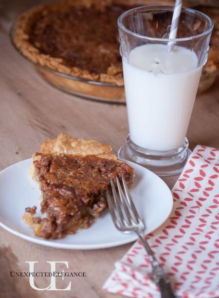 Pecan Pie Recipe (1 of 1)-5