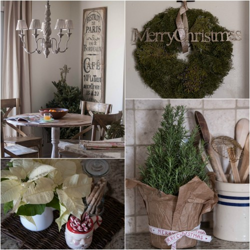 Christmas House Tour 2013 at Unexpected Elegance