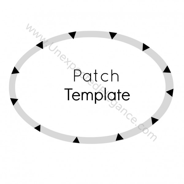 elbow patch template easy way to add elbow patches to your wardrobe