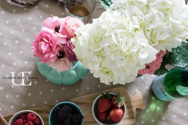 Spring Dining Room Tablescape-1-10