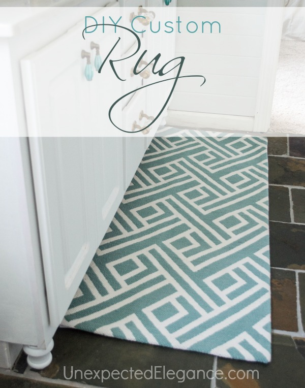 How to Create a Custom Rug to Fit your Space