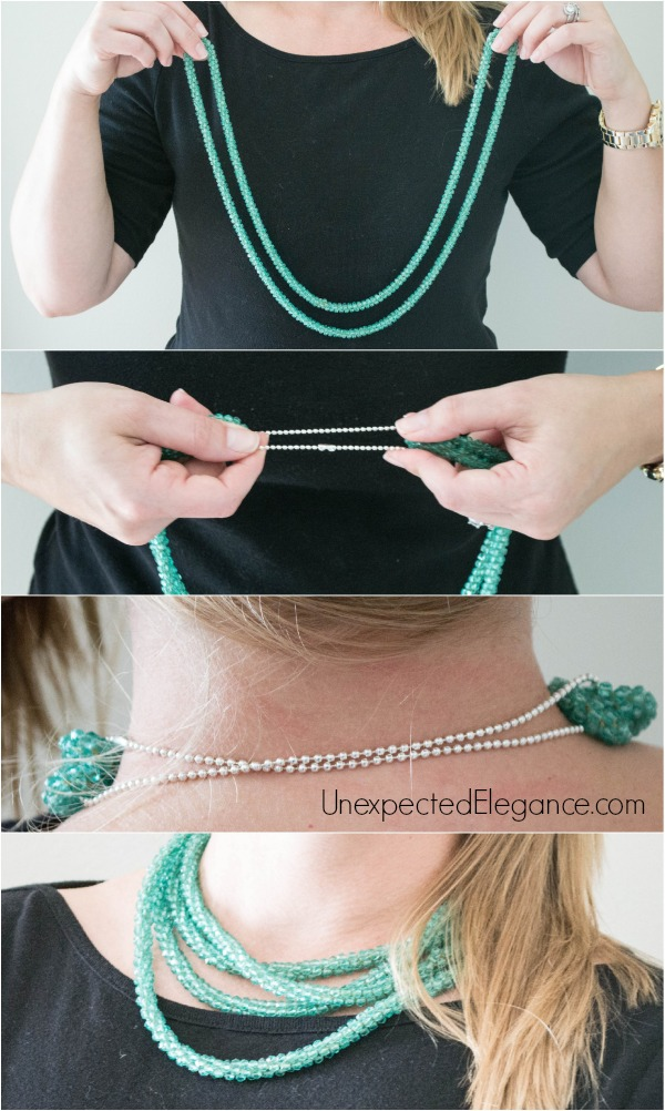 Cheapest and BEST Necklace Accessory