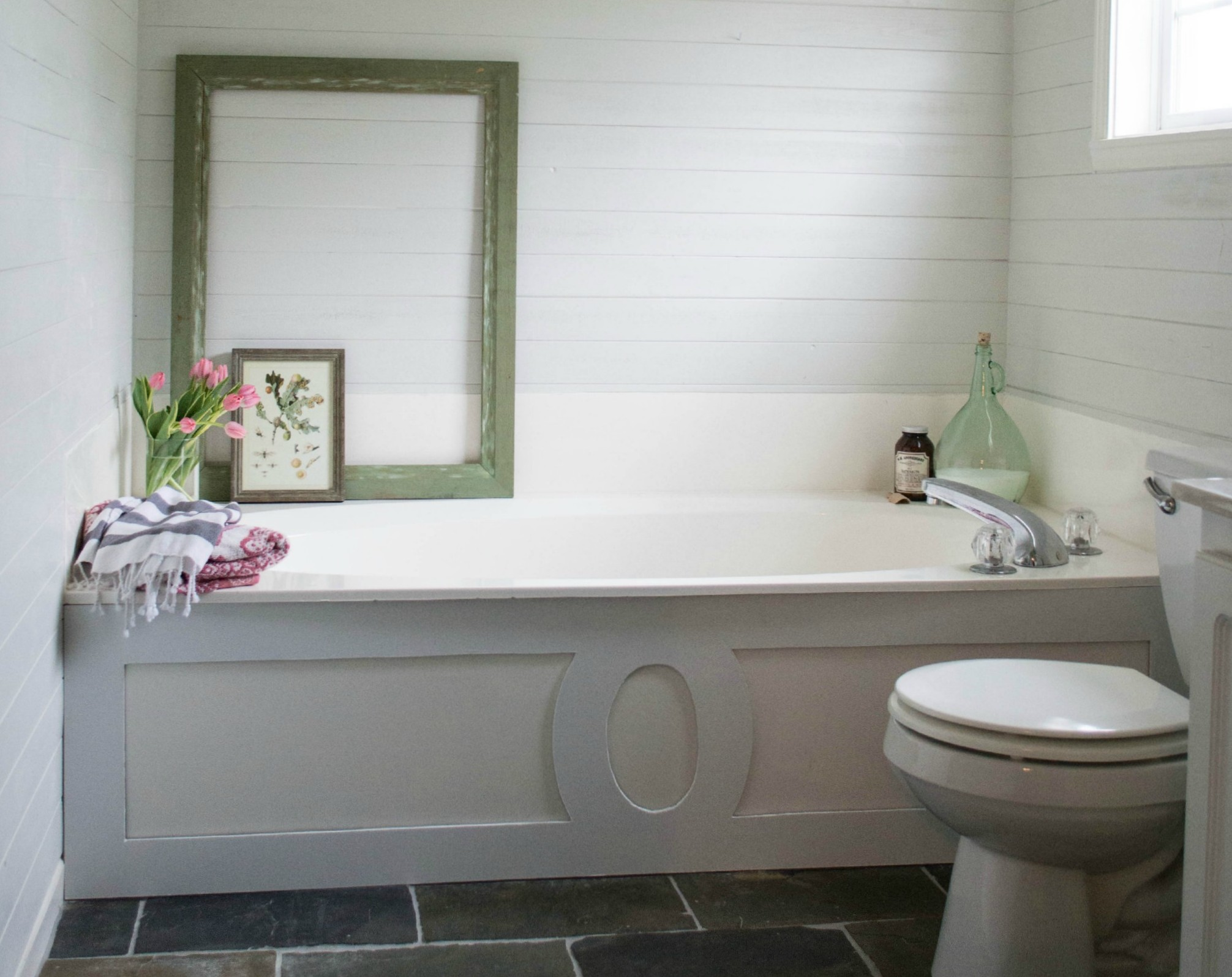 5 Inexpensive Ways To Update A Bathroom Unexpected Elegance
