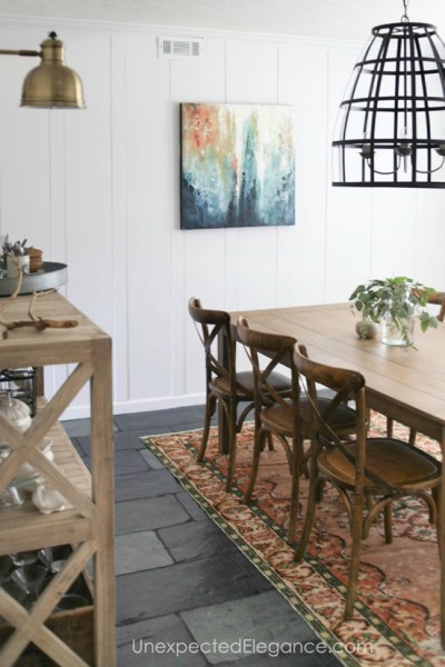 Dining Room Makeover & Sources