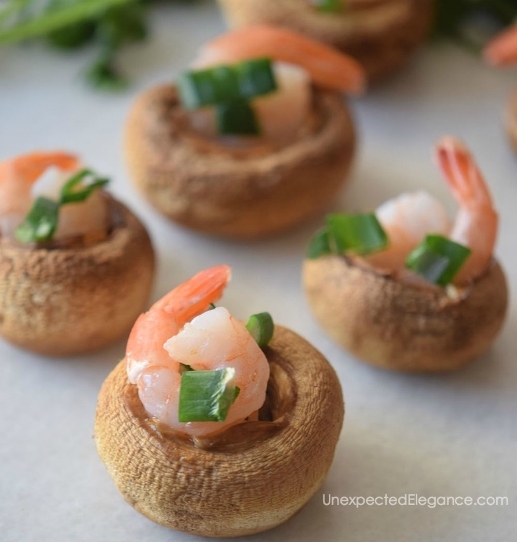 Try this shrimp appetizer for you next gathering!