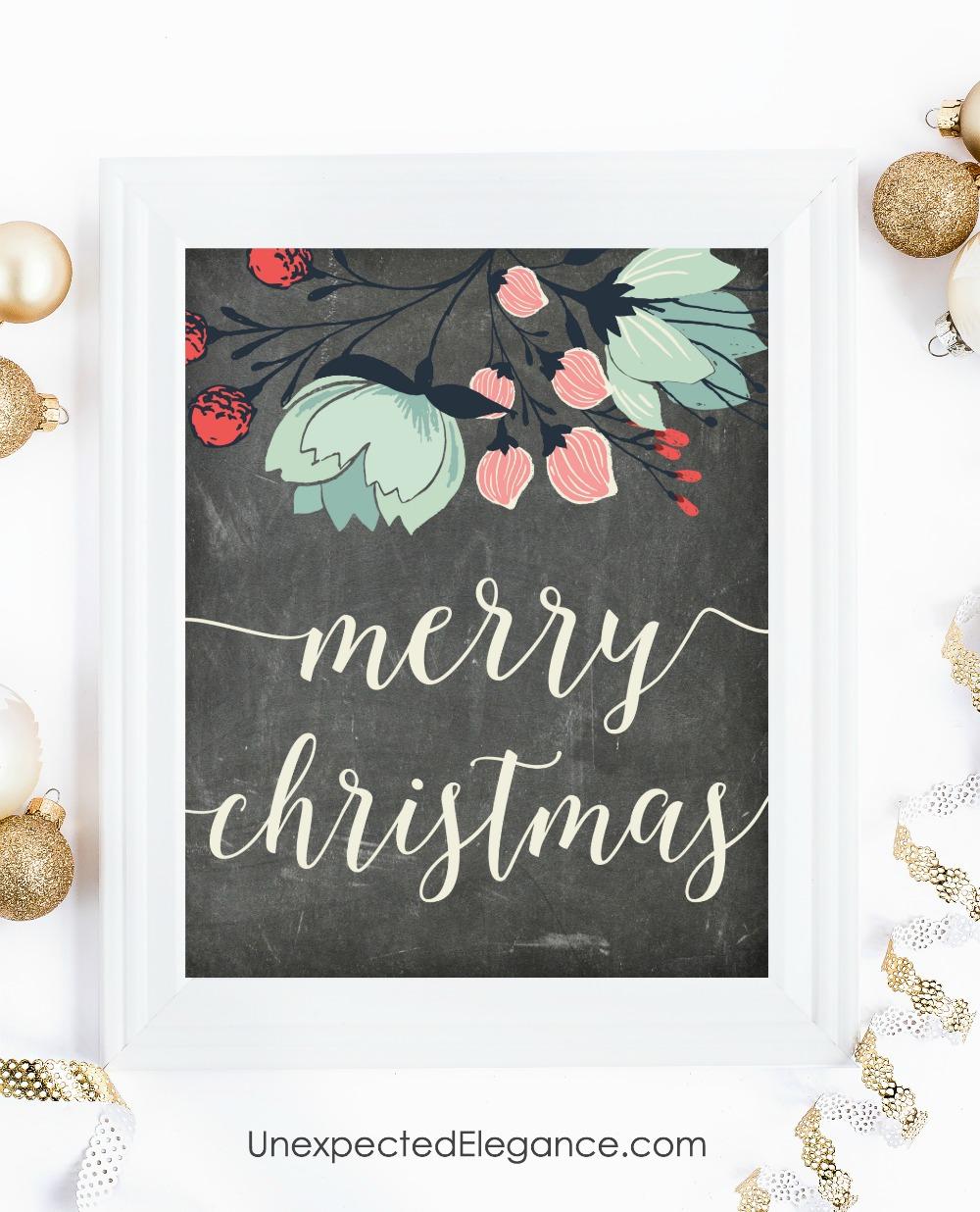 merry-christmas-printable
