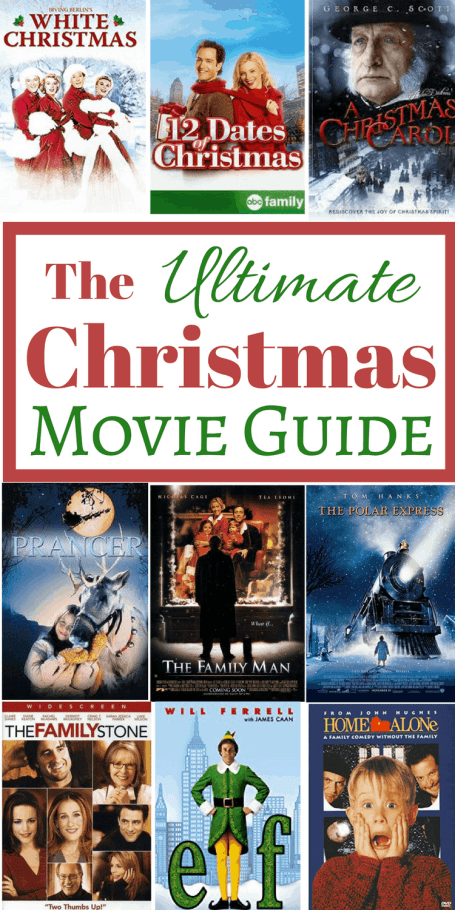 ultimate christmas movie guide