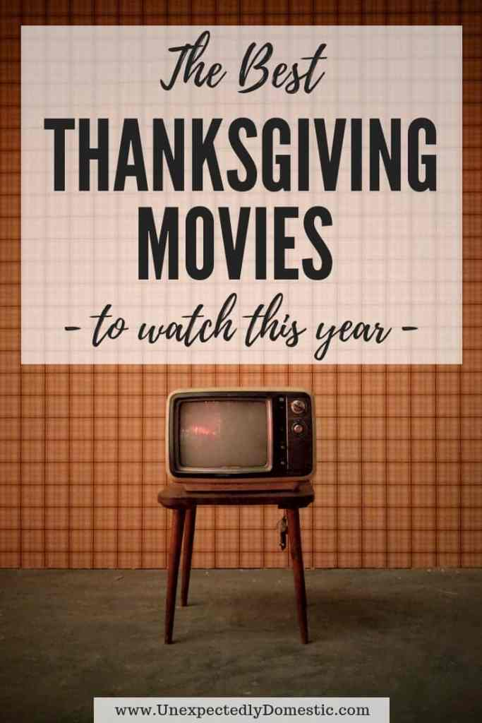 Here is a list of the best Thanksgiving movies, and other movies to watch in November.